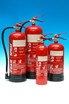extinguishers foam