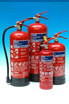 extinguishers powder